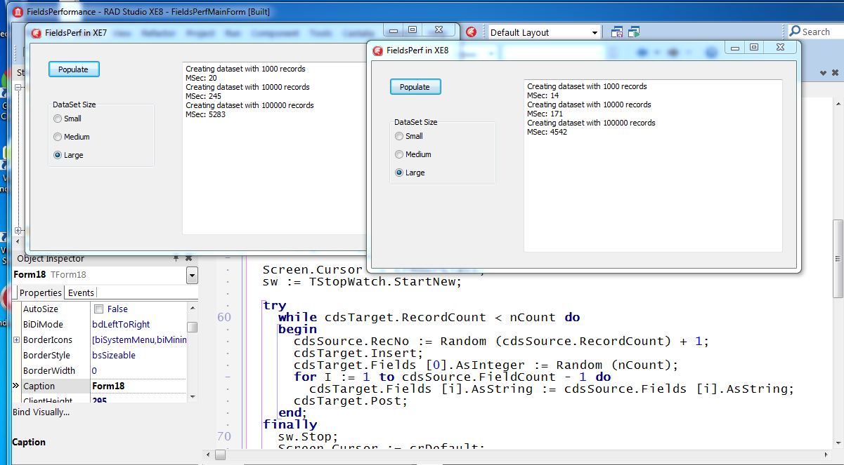 What's New in Delphi XE8 for VCL developers